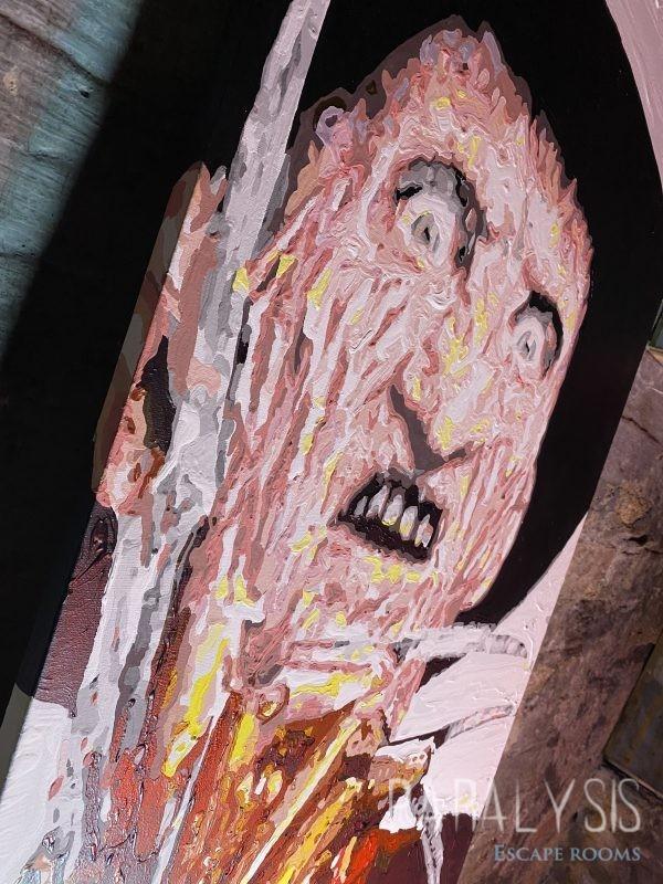 Freddy Krueger - A Nightmare on Elm Street Artwork