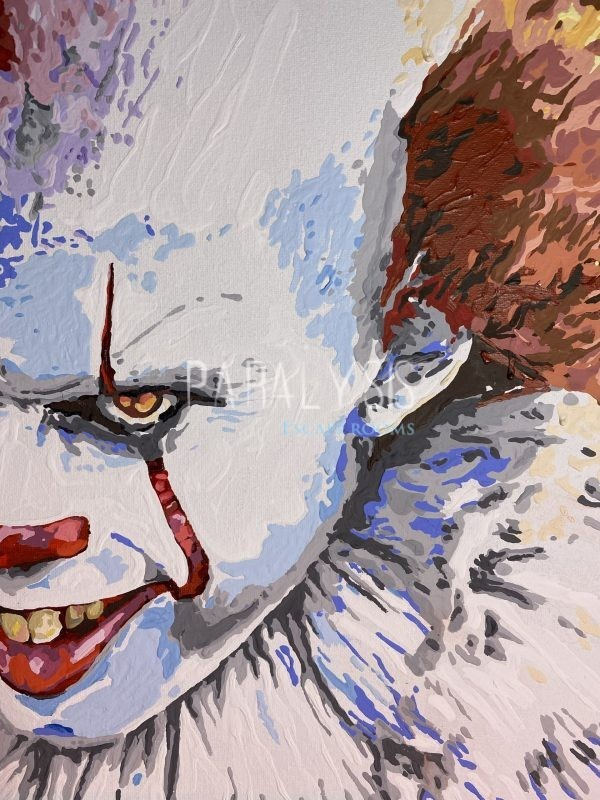 Pennywise Artwork (IT) Stephen King