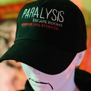 Paralysis Escape Rooms Baseball Cap